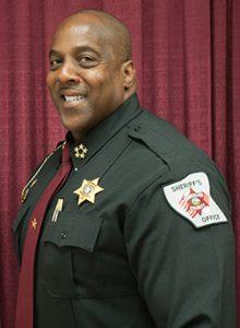 Sheriff. Ennis W. Wright